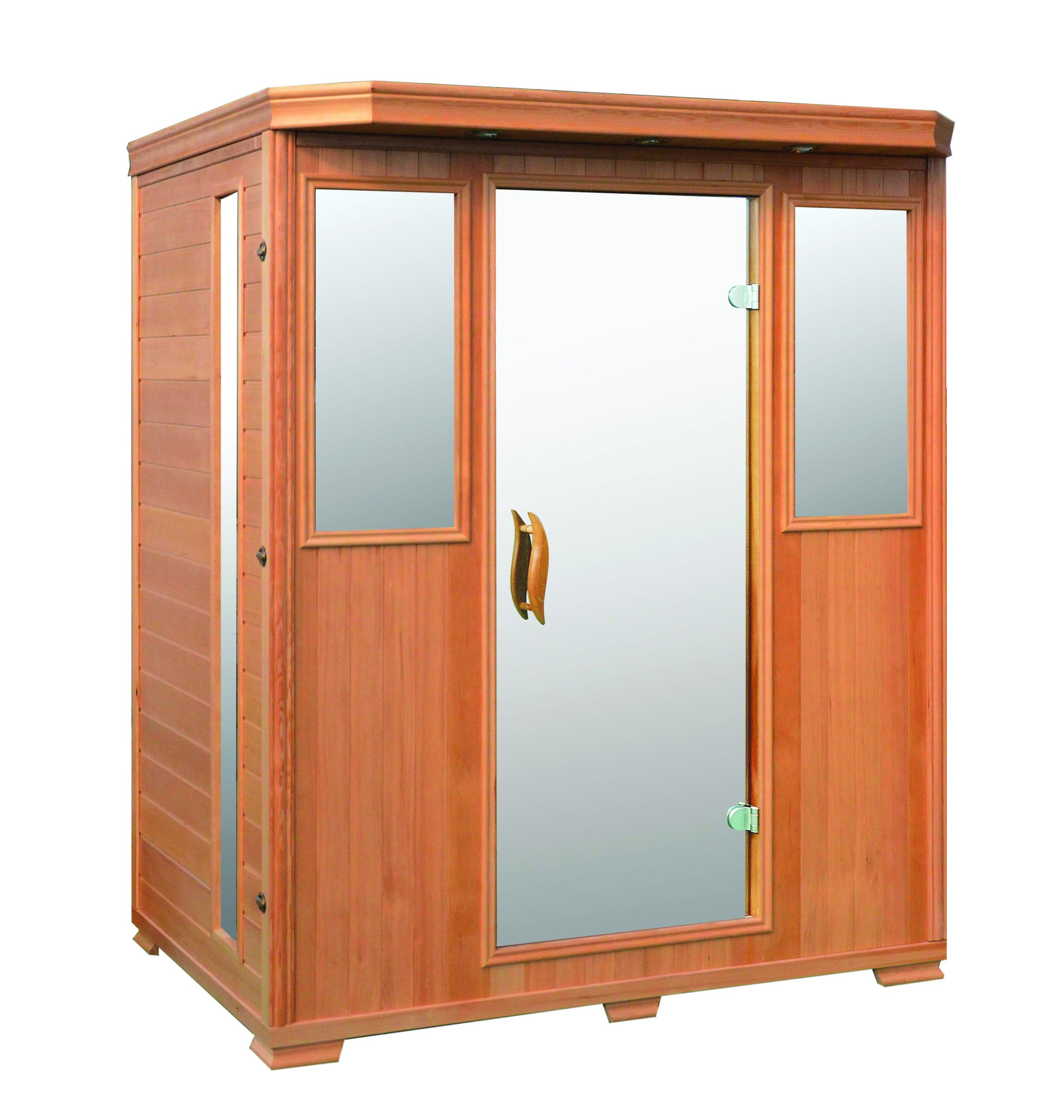 GHS Four Person Deluxe Saunas