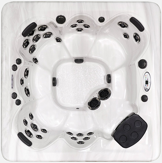 Twilight Series TS 7.25 Hot Tubs