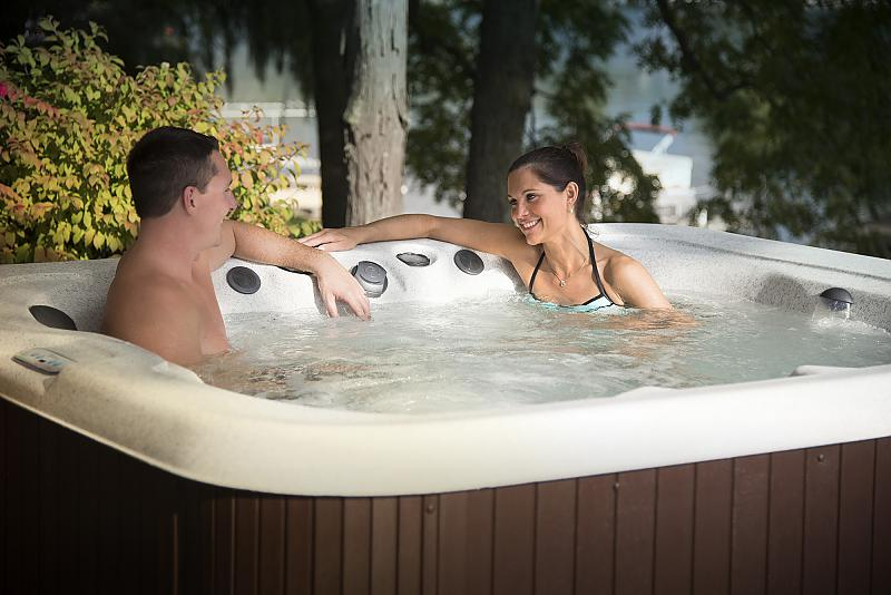 Getaway Series GS Bar Harbor LE Hot Tubs